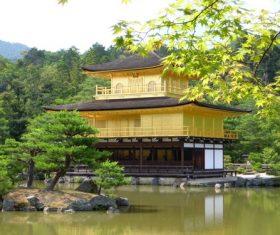 Kyodoji Temple in Kyoto Japan Stock Photo 01