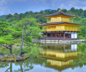 Kyodoji Temple in Kyoto Japan Stock Photo 02