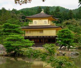 Kyodoji Temple in Kyoto Japan Stock Photo 03
