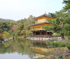 Kyodoji Temple in Kyoto Japan Stock Photo 04