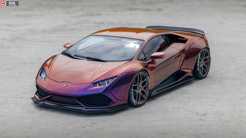 Lamborghini sports car Stock Photo 01