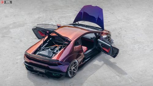Lamborghini sports car Stock Photo 02