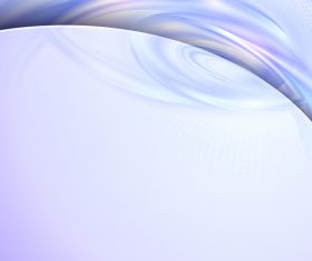 Purple transparent wave abstract vector 02