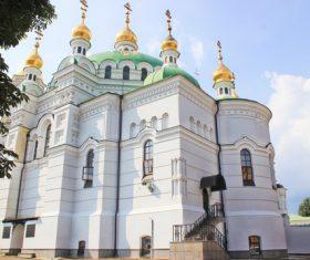 Ukrainian Hagia Sophia Stock Photo 02