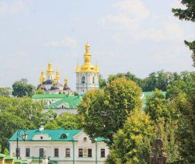 Ukrainian Hagia Sophia Stock Photo 03