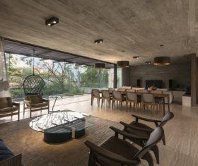 interior design livig rooms Stock Photo 01