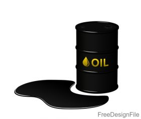 price of oil sign design vector