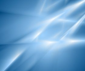 Blue colorful background with light shiny vector