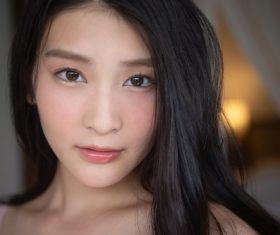 Japanese women Suzu Honjo Stock Photo 03