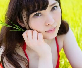 Japanese women Towa Satsuki Stock Photo 03