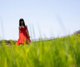 Japanese women Towa Satsuki Stock Photo 05