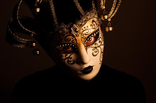 Mask Stock Photo 01