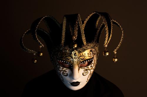 Mask Stock Photo 02