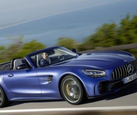 Mercedes-Benz AMG GT Stock Photo 02