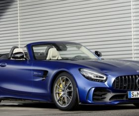 Mercedes-Benz AMG GT Stock Photo 03