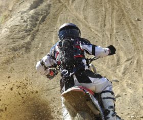 Motocross Stock Photo 03