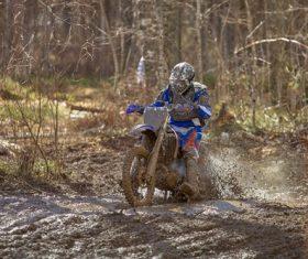 Motocross Stock Photo 06