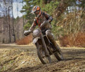 Motocross Stock Photo 07