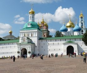 Russian Orthodox Church Stock Photo 01