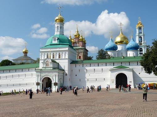Russian Orthodox Church Stock Photo 01