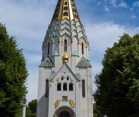 Russian Orthodox Church Stock Photo 02