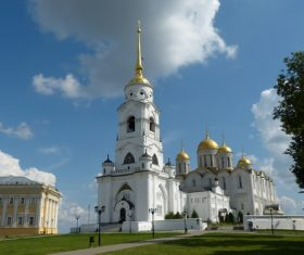 Russian Orthodox Church Stock Photo 03