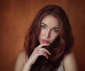 women face portrait Stock Photo
