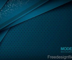 Abstract layered geometrical background design vector 04