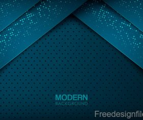 Abstract layered geometrical background design vector 05