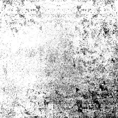 Black ink textured grunge background vector 04
