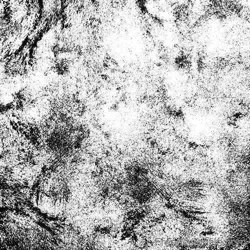Black ink textured grunge background vector 05