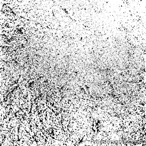 Black ink textured grunge background vector 09