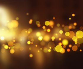 Bokeh bright effect background vector 04