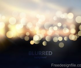 Bokeh bright effect background vector 07