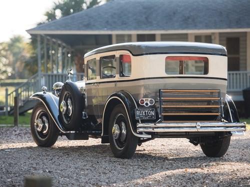 Classic black car Stock Photo 02
