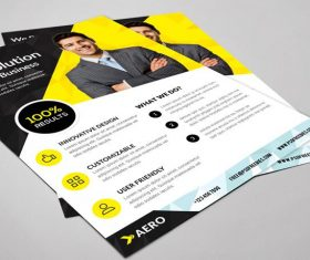 Multiuse Corporate Business Flyer Psd Template