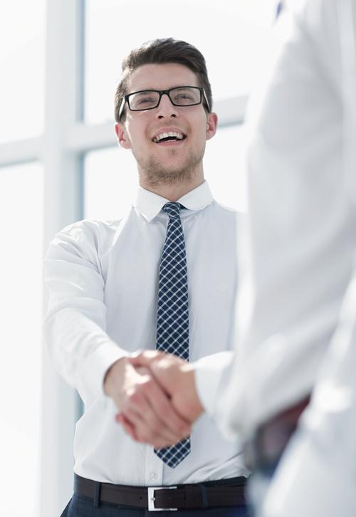 handshake Stock Photo 01