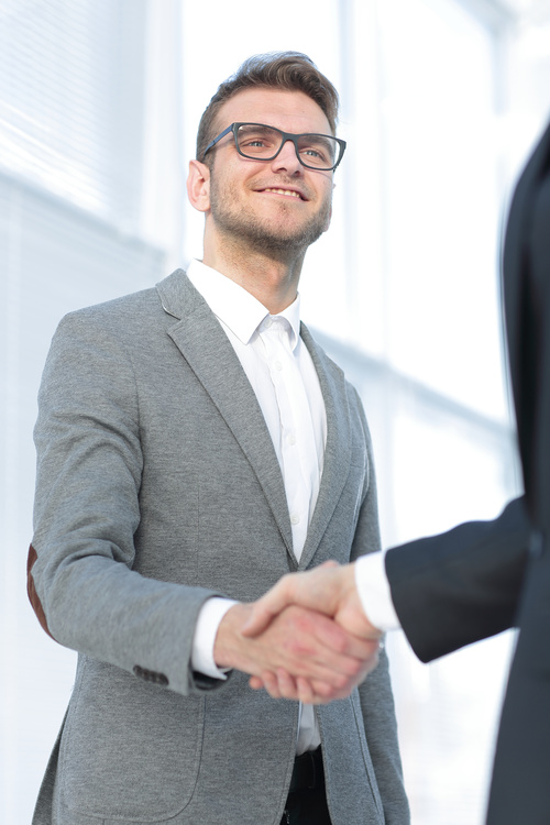 handshake Stock Photo 02