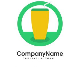 Beverage vector logo