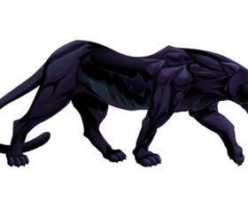 Black Panther vectors