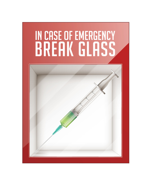 image relating to In Case of Emergency Break Glass Printable titled 76 [CDR] GLASS Split VECTOR PRINTABLE Down load