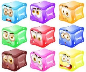Cartoon jelly expression vectors