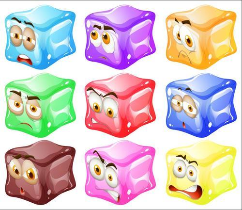 Cartoon jelly expression vectors