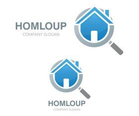 Company slogan logo vector