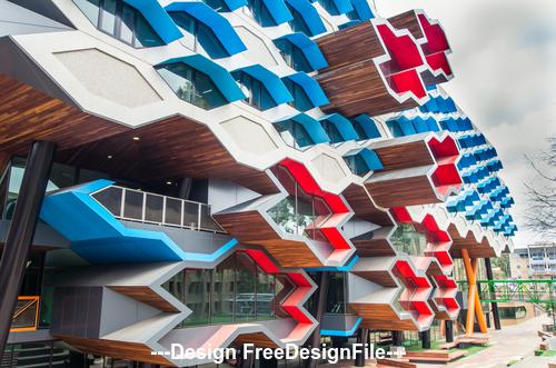 Creative Architecture Design Photo