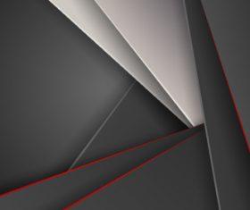 Dark Abstract vector template background vectors