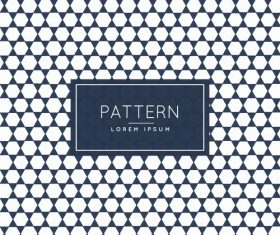 Diamond block creative pattern background vector