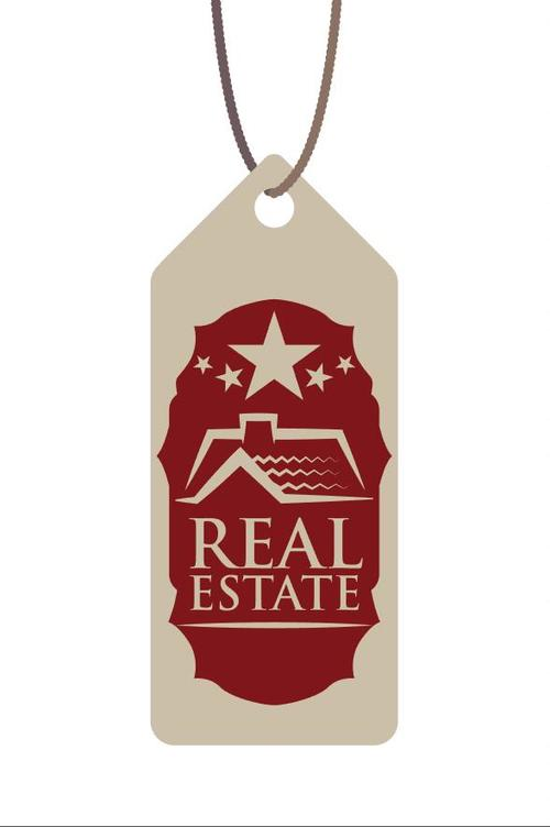 Five Star Real estate Tags vector