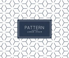 Short line creative pattern background vector