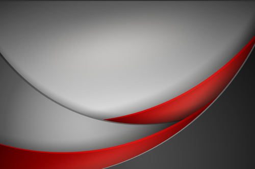 Three colors Abstract vector template background vectors